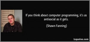 Quotes About Computer Programming