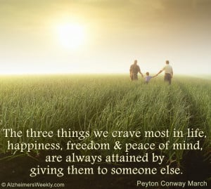 Happiness, Freedom and Peace of Mind