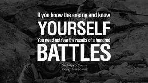 sun tzu art of war quotes frases arte da guerra war enemy Do not ...