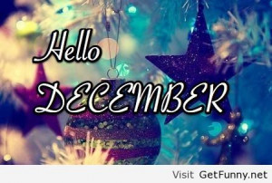 Hello december wallpaper - Funny Pictures, Funny Quotes, Funny Memes ...