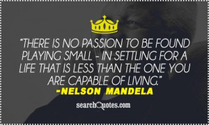 Nelson Mandela 95 Rugby Speech Quotes