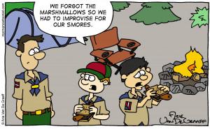 Boy Scout Comics