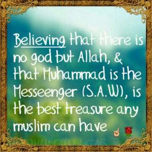 Inspirational Islamic Quote: