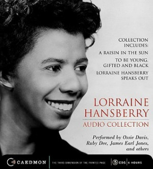 Lorraine Hansberry Audio Collection CD: Raisin in the Sun, To be Young ...