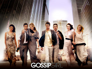 Gossip Girl focuses on the lives of Serena Van Der Woodsen, Blair ...