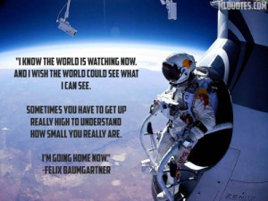 Funny Skydiving Quotes Going home now - felix