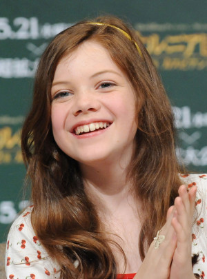 Georgie Henley Lucy Pevensie Narnia Quotes Picture