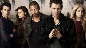 The original pilot was part of the Vampire Diaries , in episode 4×20 ...
