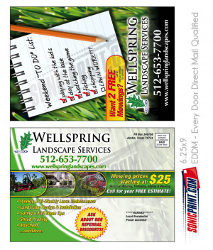 Every Door Direct Mail Samples - Click to Enlarge