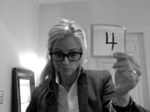 Nicole Curtis - these glasses. Can hardly wait for a good pair Eyes ...