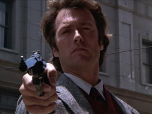 Clint Eastwood-Dirty Harry-Movie