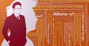 Eleventh Doctor Quotes Wallpaper Tenth doctor's quotes by
