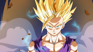Dragon Ball Z Son Gohan HD Wallpapers