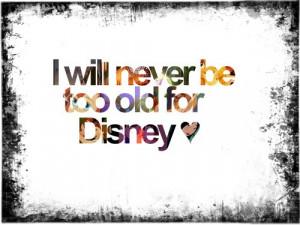 cartoons, cute, i love disney, love, pretty, quote, quotes