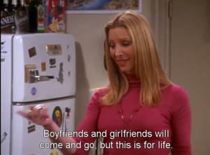 phoebe buffay quotes from friends