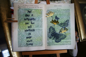 pan pastel butterfly quote Butterfly Quotes About Life
