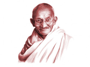 Here is a collection of pictures of Mahatma Gandhi. These images ...