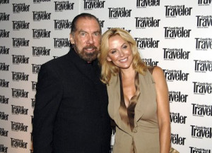 Eloise DeJoria and John Paul DeJoria