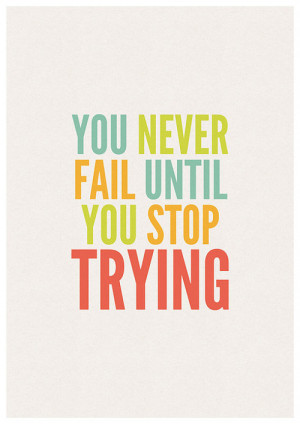 Keep Trying | Quotes