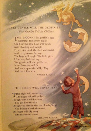 Favorite Poems by Poet Vachel Lindsay ♥️