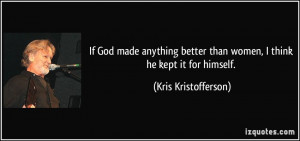 More Kris Kristofferson Quotes
