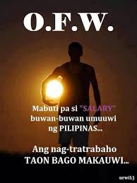 overseas filipino workers quotes