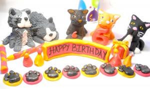 Pin Cat Kitty Litter Cakes...