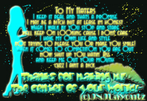 to all my haters Image