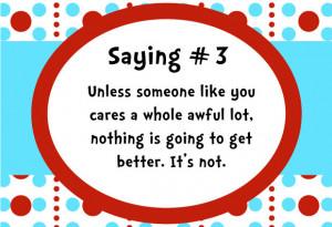 15 best Dr. Seuss Quotes