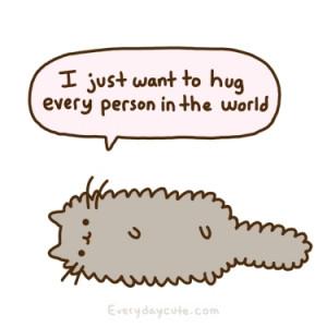 cat, cute, cute:3, drawing, everyday cute, fluffy, fur, fuzzy, grey ...