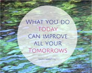 Ralph Marston inspiration quote