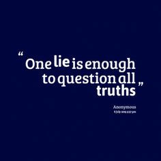 quotes about liars | Page 1 of Quotes about lying- Inspirably.com More