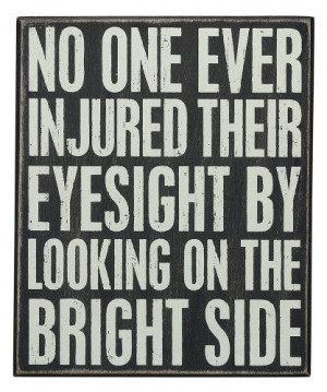 Injured Their Eyesight