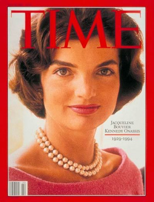 Fashion Icons: Jacqueline Kennedy Onassis