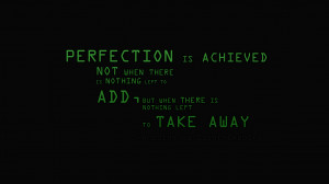Dark Minimalist Green Minimalistic Text Quotes Simplicity Hd Wallpaper ...