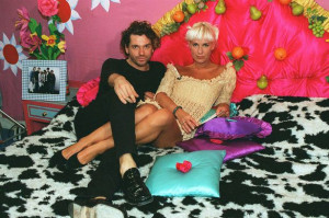 on late ex wife paula yates and her lover michael hutchence they