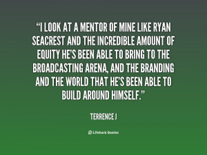 Mentor Quotes and Sayings