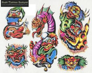 Evil Tattoos Tattoo Designs