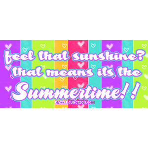 Happy Summer Quotes and Graphics