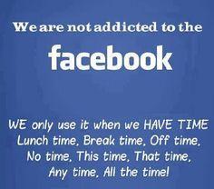 Facebook Addiction | Frrom Funny Technology - Community - Google+ via ...