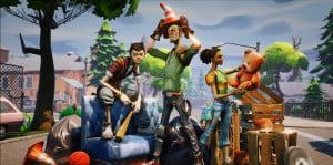 epic games fortnite wallpaper « GamingBolt.com: Video Game News ...