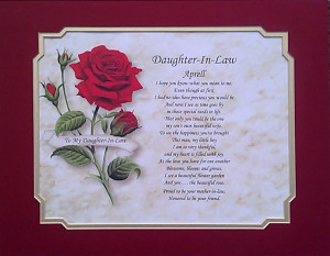 Mothers Day Quotes From Daughter In Law Dearly Departed...