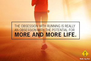The obsession with running is really an obsession with the potential ...