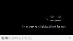Yes, I'm not crazy at all. :)