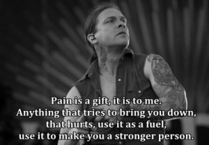 Brent Smith Shinedown Quotes