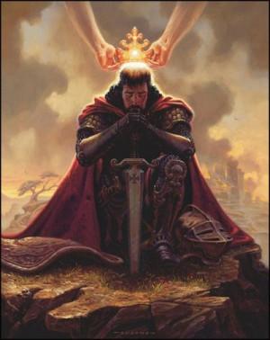 The Warrior Art | Christian Art Prints by spiritwap