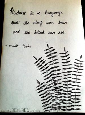 Mark Twain Inspirational Quotes