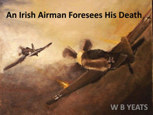 An Irish Airman Foresees His Death