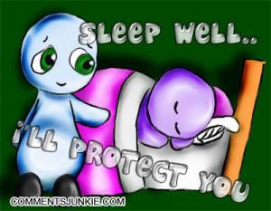 Re: ~~ Goooooood night....sleep well ~~ love you
