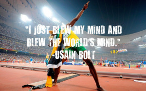usain bolt #motivation #running #quotes
